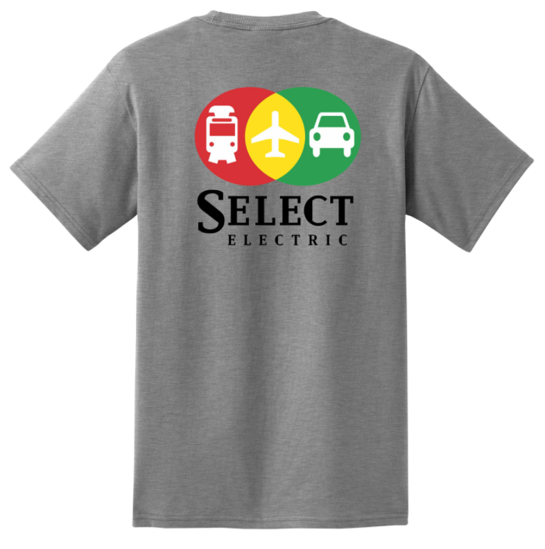 Click on T-Shirt to start shopping!